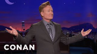 Conan On Trump's Confusing Meeting With South Korea  - CONAN on TBS - Video Youtube