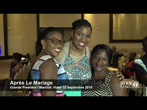 Fernencial Networking Event Featuring Grande Premiere Movie APRES LE MARIAGE
