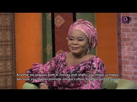 BIMBO OSHIN on Gbajumo TV