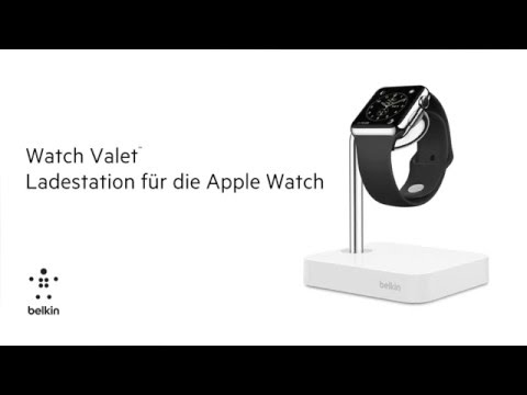 Die ultimative Apple Watch Ladestation