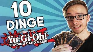 10 DINGE, die Du NICHT tun solltest! (Yu-Gi-Oh!)