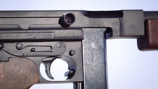 Battle of the Submachine Guns Pt.1: M1A1 Thompson