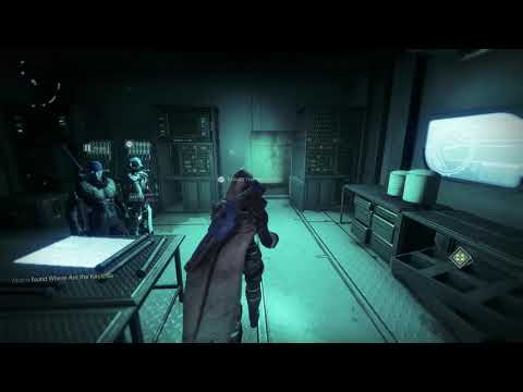 Destiny 2 - How To Get Into Banshees Workshop - Make Bows Not War Quest