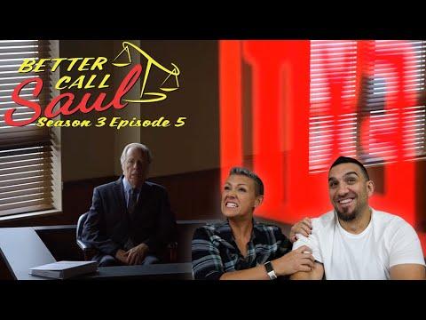 Better Call Saul Season 3 Episode 5 'Chicanery' REACTION!!