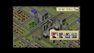 preview picture of video 'Awful Ps1 game:A-Train/AIV Evolution Global Review'