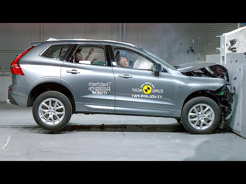 Volvo XC60 (2018) The Safest SUV | CRASH TEST
