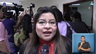 PDDH acompañó a periodistas en presentación de propuesta de ley especial para el gremio