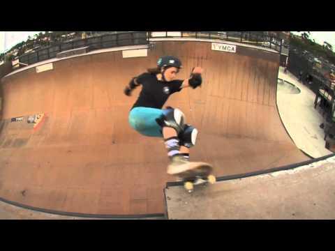 Amelia Brodka / Skate Video