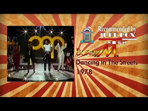 Boney M. Dancing In The Streets 1978