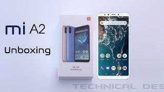 Xiaomi Mi A2 Unboxing Video