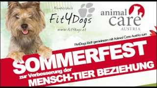 preview picture of video 'Einladung zum Animal Care Austria Sommerfest 2013'