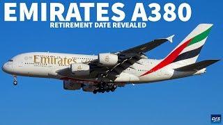 Emirates A380 Retirement Revealed