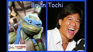 Exclusive Interview: Turtle talk with actor Brian Tochi