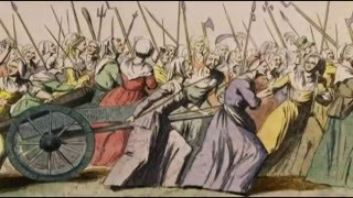 French Revolution - Women's March on Versailles