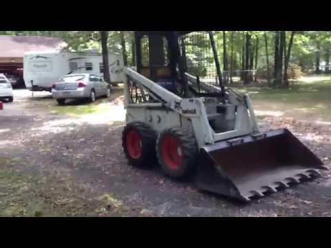 Bobcat 610 axle removal replacement - смотреть онлайн на Hah