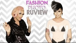 RuPaul's Drag Race Fashion Photo RuView with Raja and Raven - Episode 6