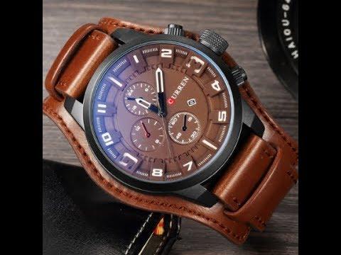 34b7d4c517c relógio curren original masculino sport fino promoção. Carregando zoom.