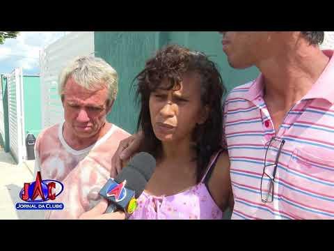Corpo de Hemilly Branda Gonçalves é enterrado em Araraquara - Jornal da Clube 2ª Edição (12/03/2018)