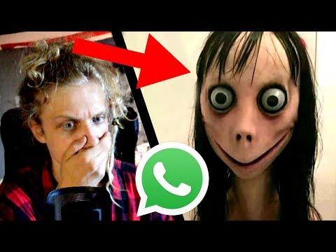 ZÁHADA: Momo - Dívka z WhatsAppu