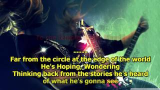 Temple Of The King   Rainbow (Karaoke) HD