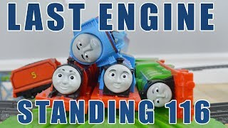 NEW Last Engine Standing 116: Thomas And Friends TrackMaster