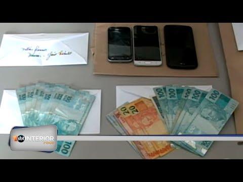 Membros de uma quadrilha de estelionatários são presos em Birigui