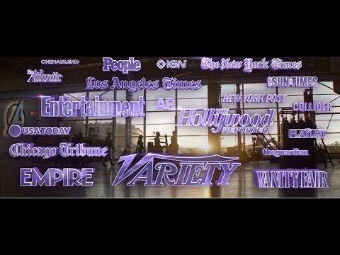 Marvel Studios' Avengers: Endgame   Big Review TV Spot (видео)