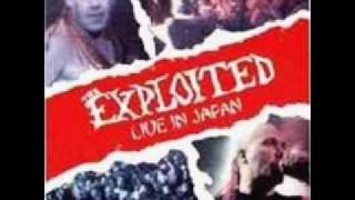 The Exploited -06- Abbout to Die (Live in Japan 1991)