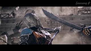 For Honor Hindi cinematic trailer | Jodhaa Akbar version