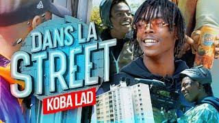 Dans La Street avec Koba LaD !