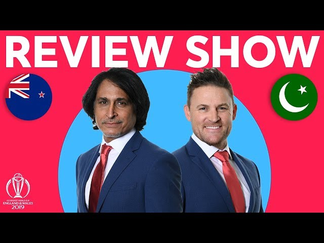 The Review - New Zealand v Pakistan with Exclusive Shaheen Afridi Interview | ICC Cricket World Cup