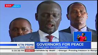 Council of Governors form special committee to spearhead peace efforts