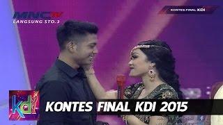 Mukhlis Siap Nyusul Julia Perez Ke Singapore - Kontes Final KDI 2015 (11/5)
