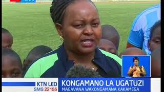 Kongamano la ugatuzi lang'oa nanga Kakamega
