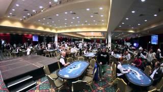 JP Poker Norwegian Championship Day 1a - Timelapse