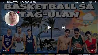 Reacting To BruskoBros Basketball Sa Tagulan