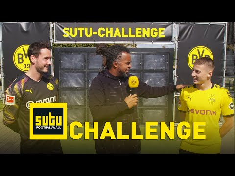 The BVB Sutu Challenge   Roman Bürki & Tobi Raschl   Episode 3