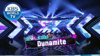 Today's Winner : BTS [Music Bank / 2020.11.27]