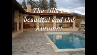 preview picture of video 'Pomos  Lianti Villa'