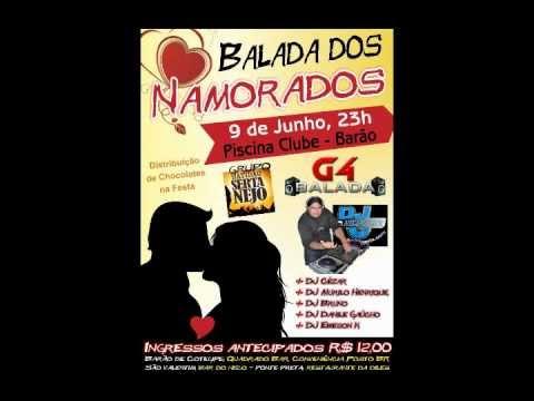 CD BALADA DOS NAMORADOS EM BARÃO DE COTEGIPE 9 DE JUNHO COM DJ NILDO MIX