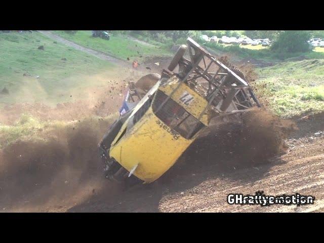 Autocrash Grafenbach 2014
