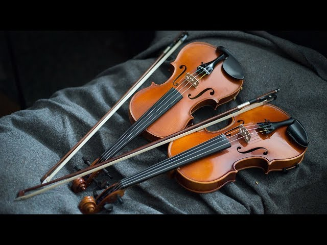 «Преображение» ангарских скрипачей