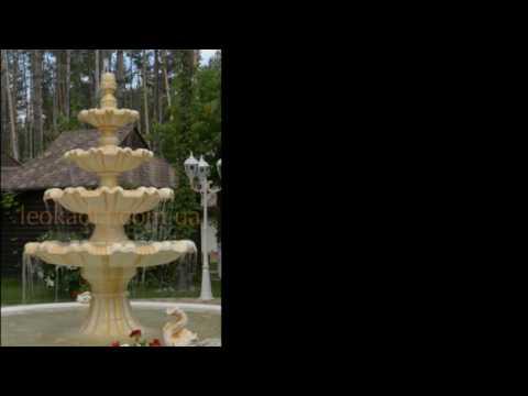 """Видео к Фонтан арт. 753 """"Неаполитанский"""" в бассейне арт. 032 №2"""