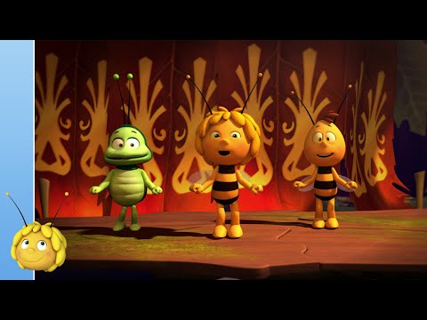 Maya l'abeille - La Maya danse видео
