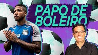 PAPO DE BOLEIRO COM MARINHO, O ATACANTE MAIS ENGRAÇADO DO BRASILEIRÃO #PapodeBoleiro