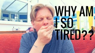 Quitting Smoking: Why Am I So Tired??