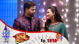 Durga | Full Ep 1510 | 12th Oct 2019 | Odia Serial – TarangTV