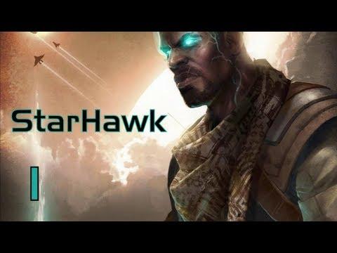 Прохождение Starhawk (живой коммент от alexander.plav) Ч. 1