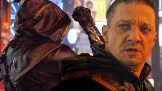 Hawkeye Returns as Ronin in 'Avengers: Endgame' - One Shot