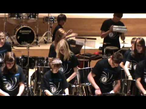 :.TLA steel band music for youth 2011 pt.1.: